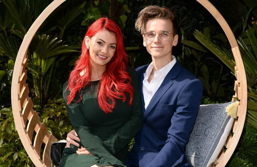 Joe Sugg and Dianne Buswell were 'too busy' for love during Strictly Come Dancing