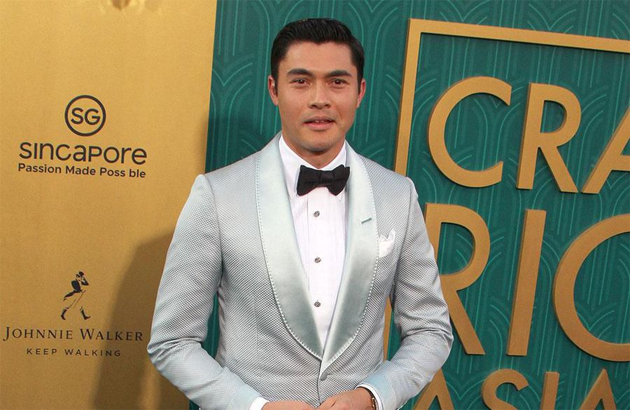 Henry Golding says Snake Eyes doesn't rely on CGI