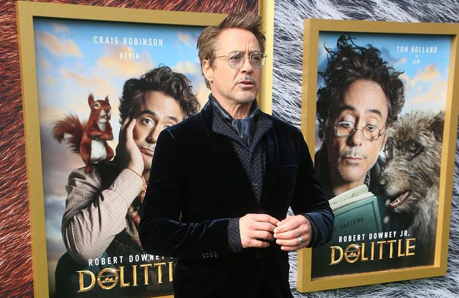 Robert Downey Jr feels we need to protect animals 'now more than ever'.
