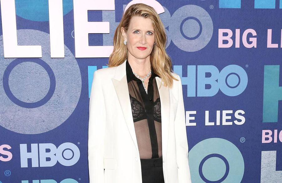 Laura Dern's awards anxiety