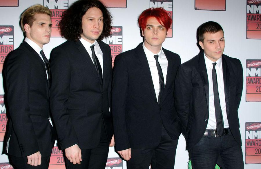 Shazam teases new My Chemical Romance song An Offering
