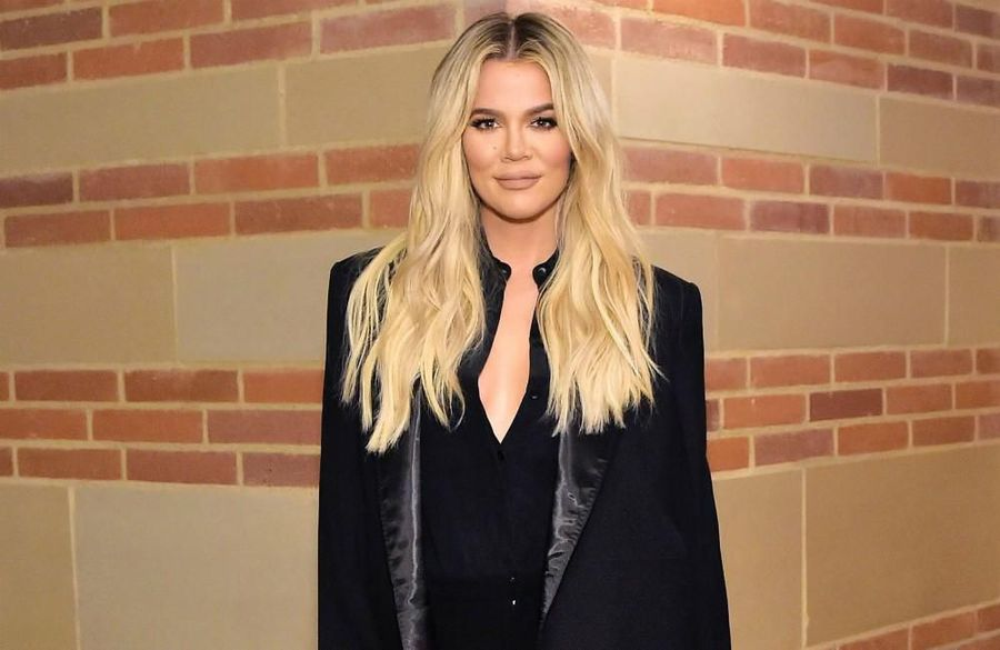 Khloe Kardashian is 'happily co-parenting' with Tristan Thompson