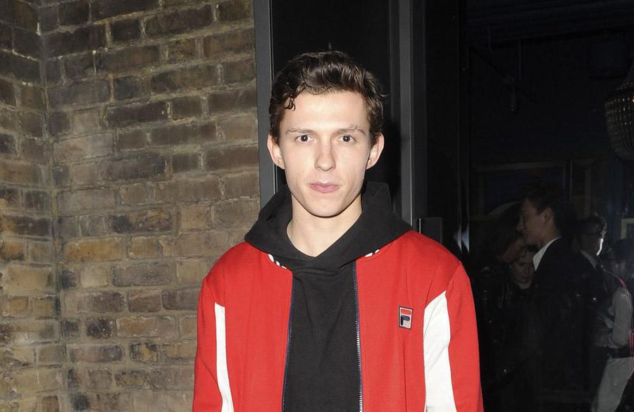 Tom Holland wants to become the new Marty McFly