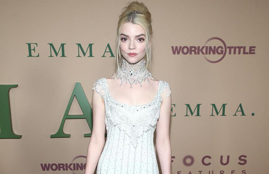 Anya Taylor-Joy has no place to call home