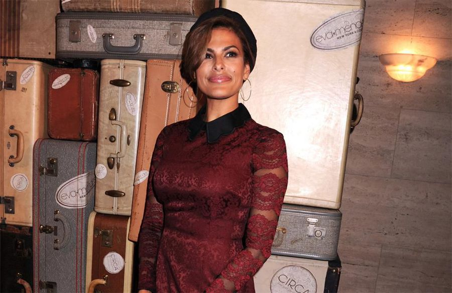 Eva Mendes is 'proud' of her age