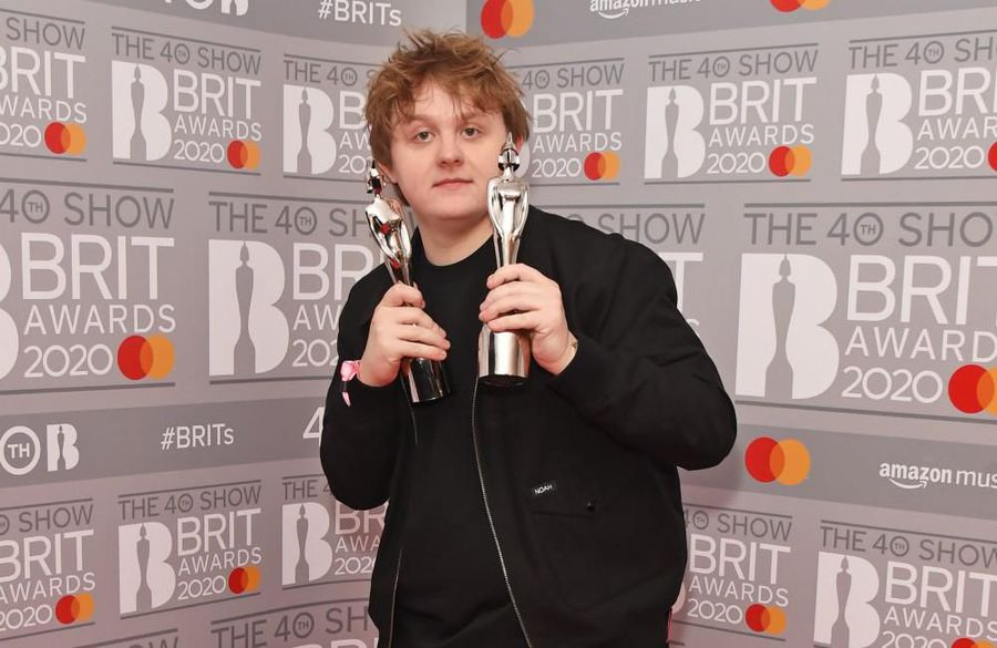 Lewis Capaldi dating a student?
