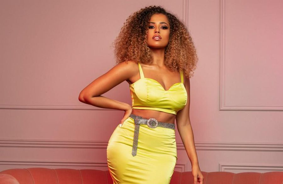 Amber Gill to donate MissPap profits to Mind