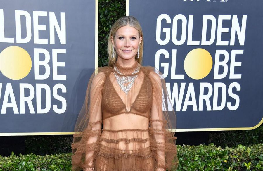 Gwyneth Paltrow's least favourite performance was Shallow Hal