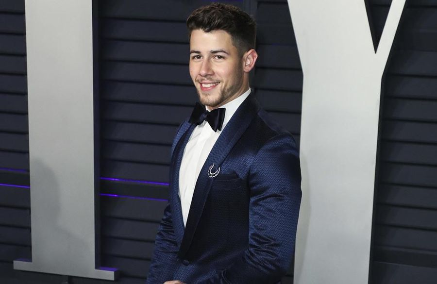 Nick Jonas dreamed of playing baseball at university