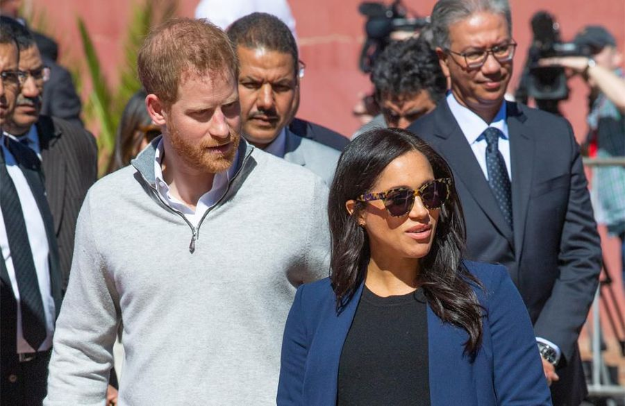 Duke and Duchess of Sussex planning to build a GBP3 million house in England