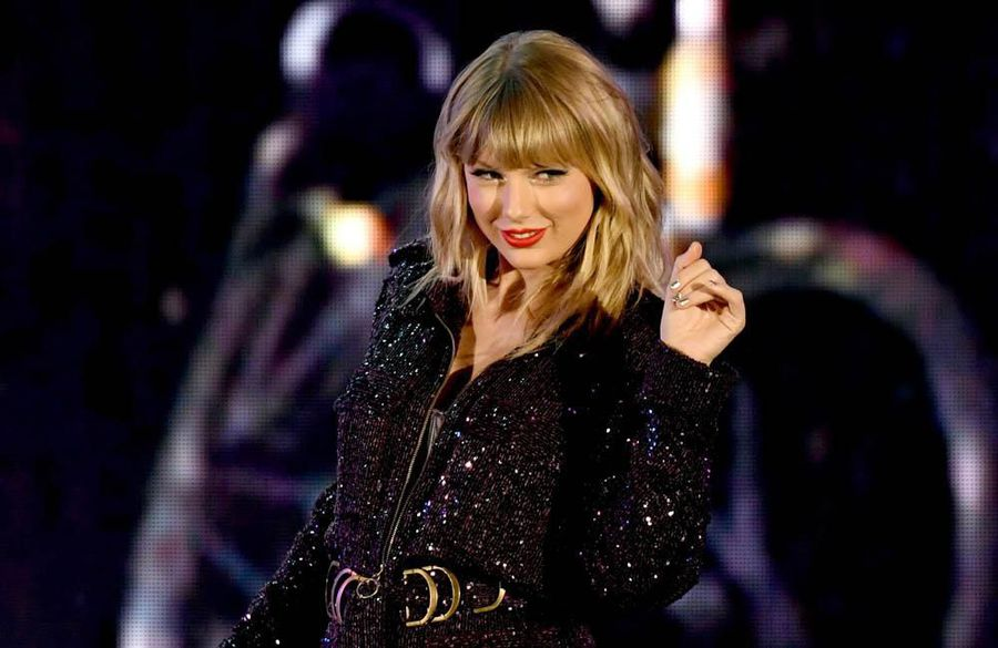 Taylor Swift helps out record store in Nashville struggling amid coronavirus