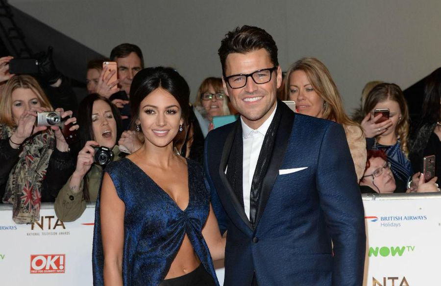 Mark Wright puts on a 'radio voice' for his Heart Radio show