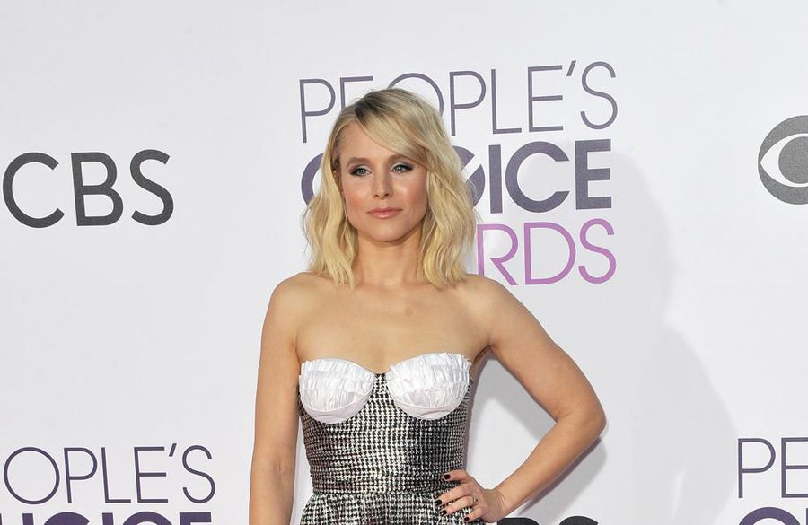 Kristen Bell: People told me I wasn't pretty enough to be an actress