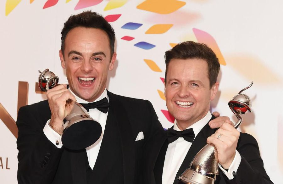 Ant and Dec to release book marking 30 years on TV