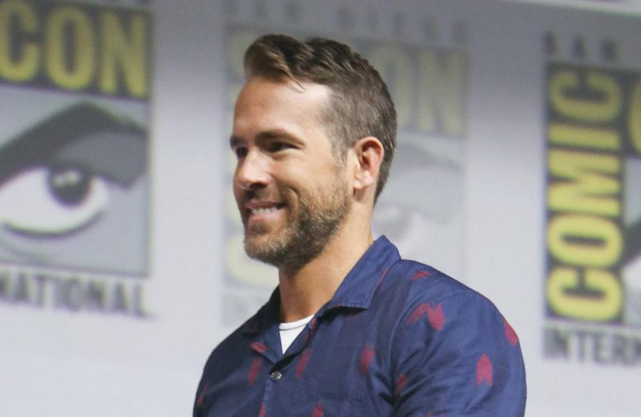 Ryan Reynolds 'mostly drinking' while in Covid-19 isolation