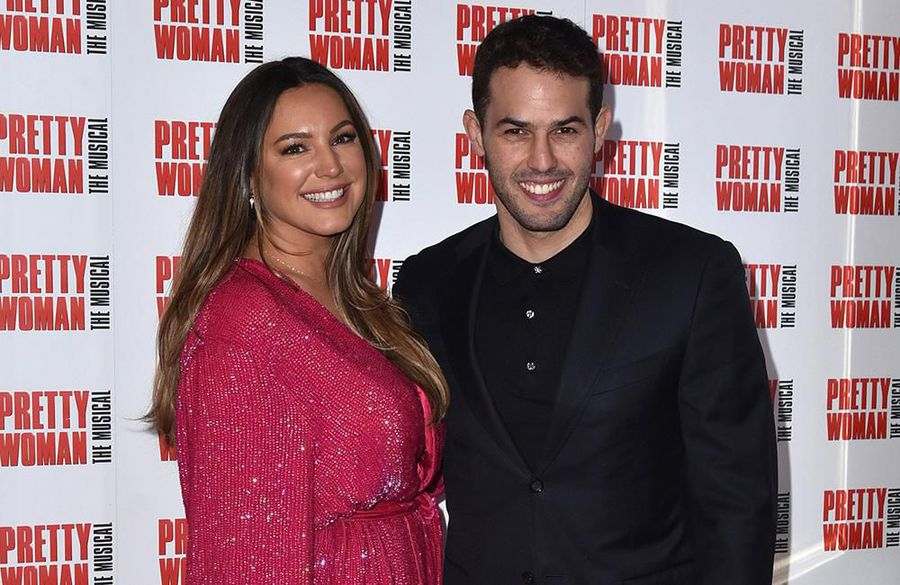 Kelly Brook's video call blunder