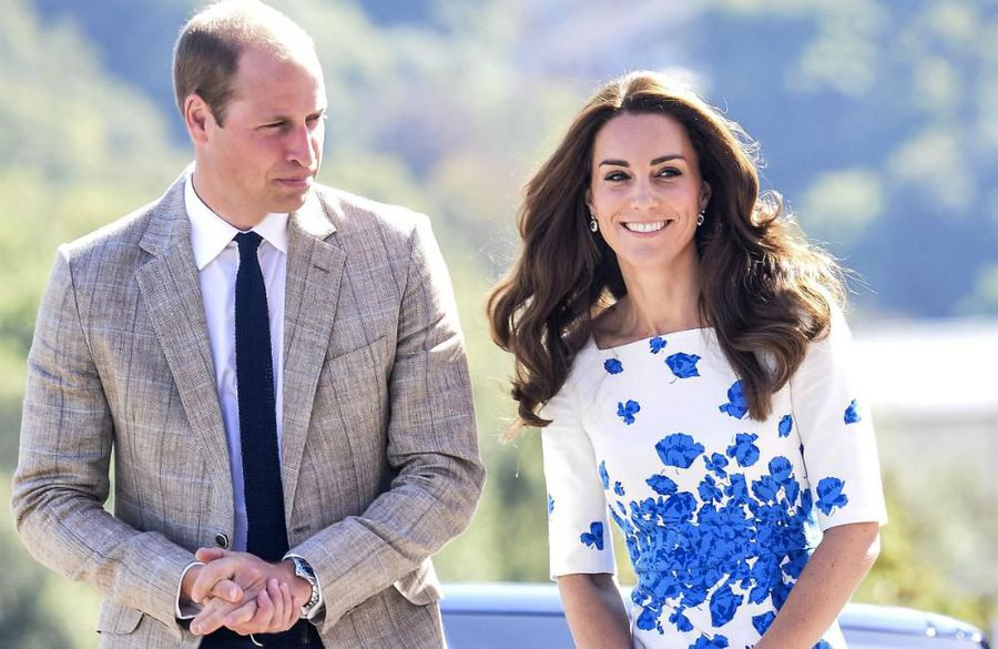 The Duke and Duchess of Cambridge thank NHS staff for their work amid COVID-19 Pandemic