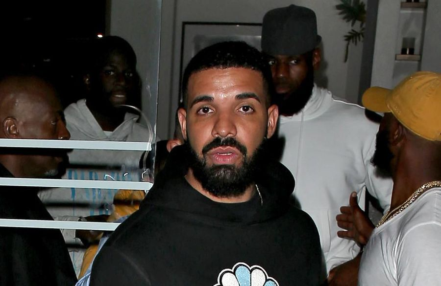 Drake apologises after rapping that Kylie Jenner was his 'side piece'