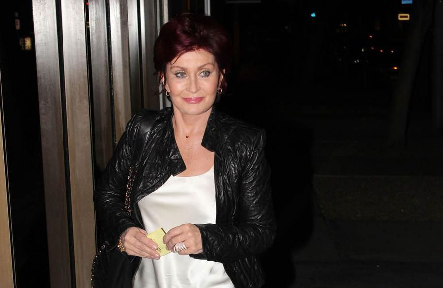 Sharon Osbourne 'fat-shamed' by brother