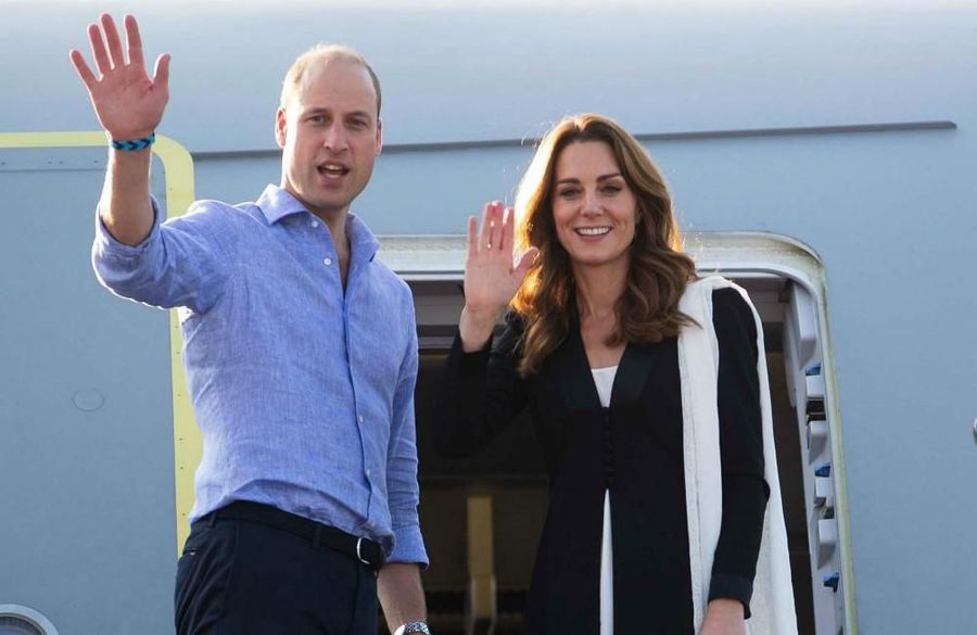Duke and Duchess of Cambridge offered bingo-calling lessons