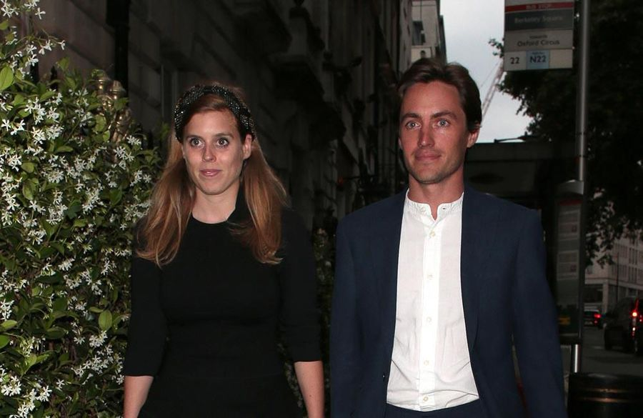 Princess Beatrice quarantining with future mother-in-law