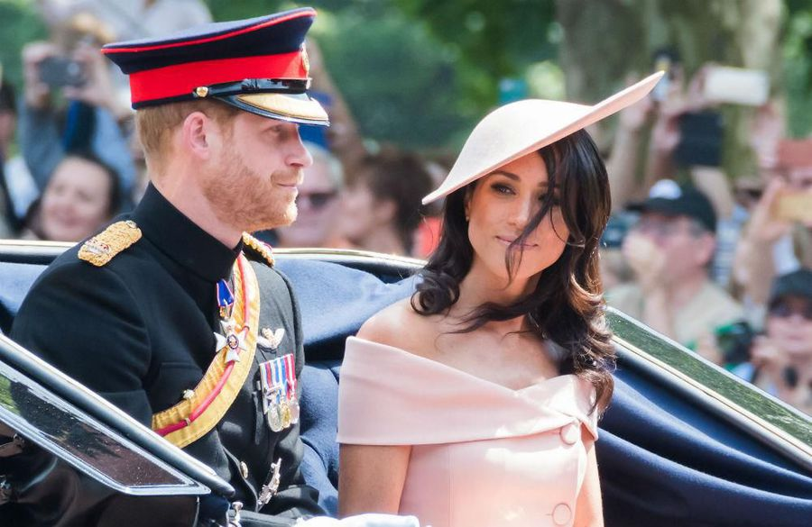 Prince Harry and Duchess Meghan think openness is crucial