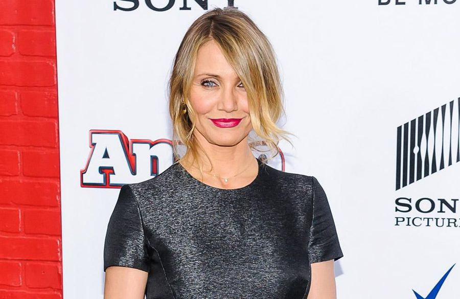 Cameron Diaz is relishing the challenge of motherhood