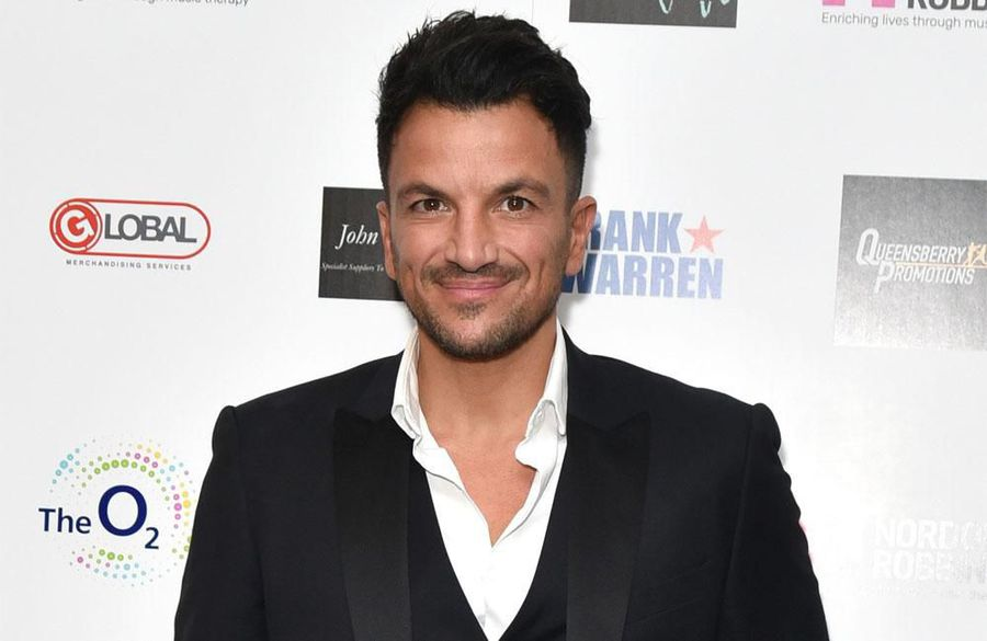 'I don't think they should go back': Peter Andre and wife Emily's clashing lockdown views