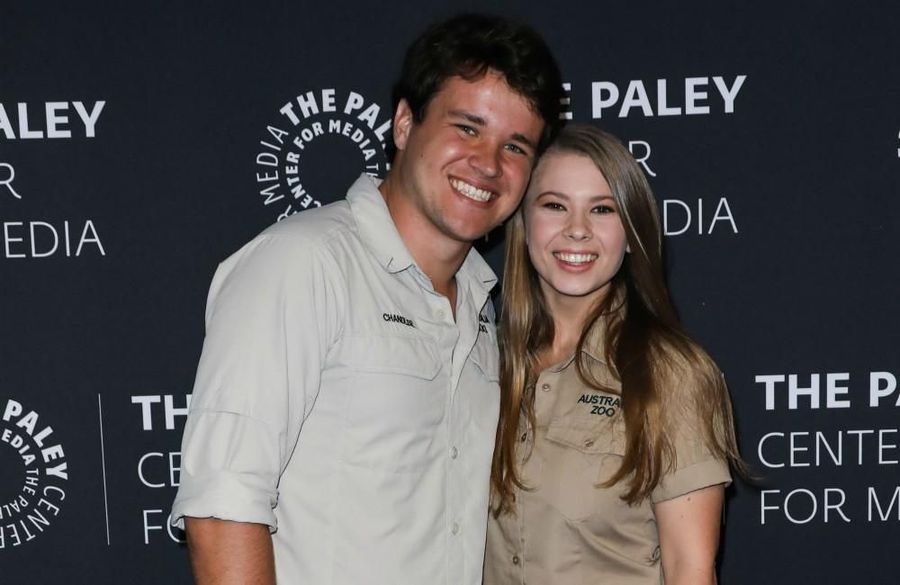 'Having his last name means so much to me': Bindi Irwin keeps surname to honour late father Steve Ir