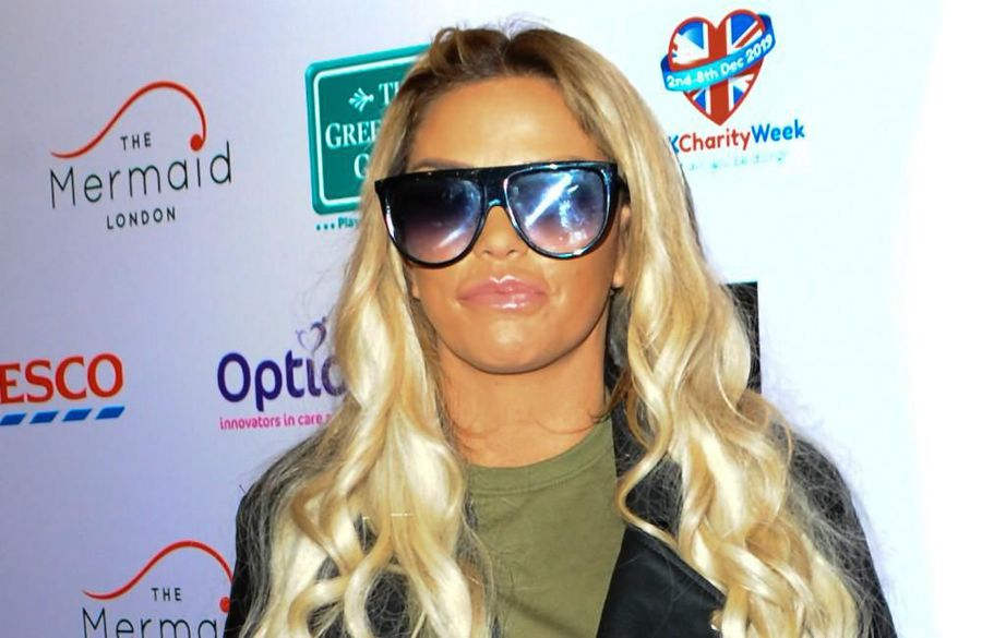Katie Price wants fans to sign up for chance to win a virtual date with her