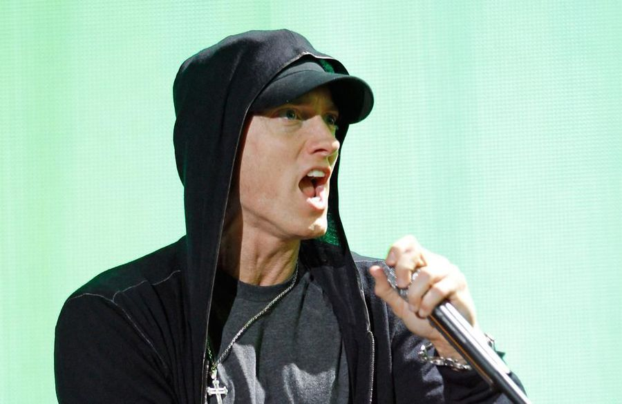 Eminem issues rallying call to Detroit citizens