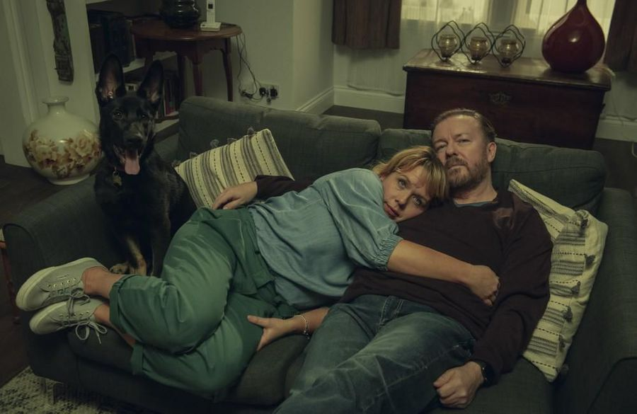 Ricky Gervais 'in talks about making After Life Christmas special'