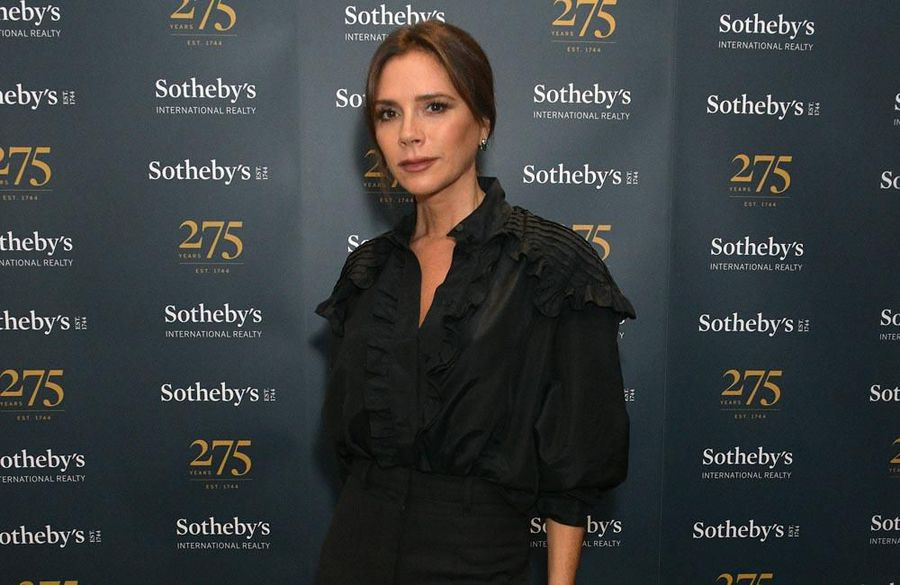 Victoria Beckham made almost GBP1m from Spice Girls tour