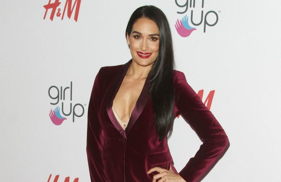 Nikki Bella wants a 'clear' world before she gets married