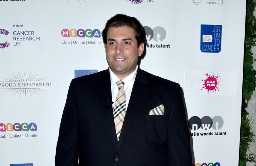 James Argent 'in advanced talks for Dancing on Ice'