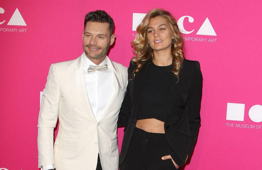 Third time's NOT the charm: Ryan Seacrest and Shayna Taylor split for 3rd time