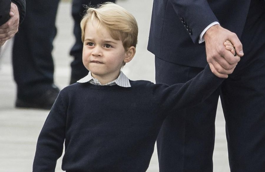 Prince George's adorable nickname for grandfather Prince Charles revealed!