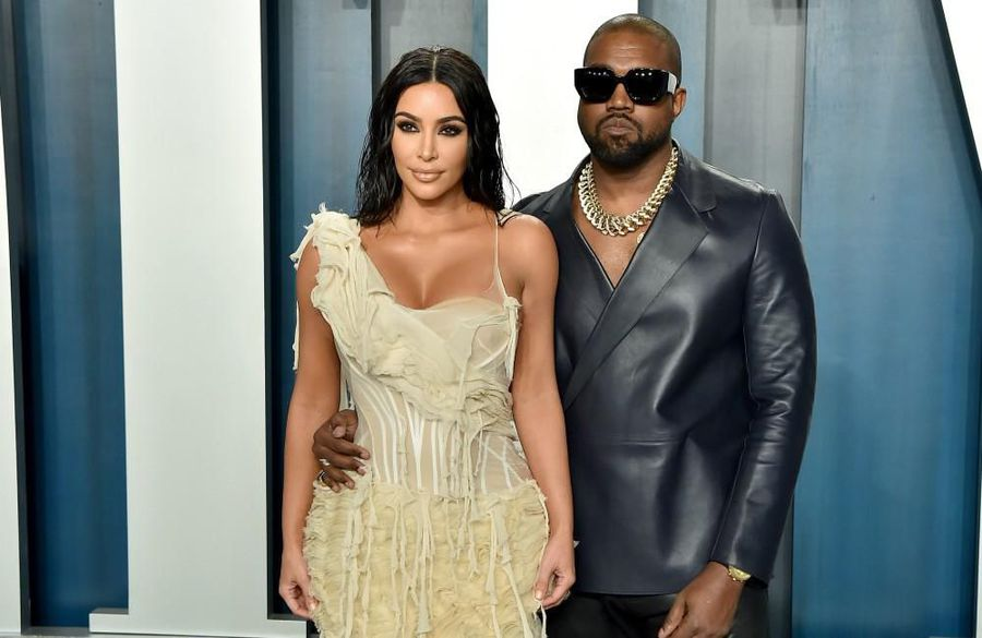 Kanye West pays tribute to Kim Kardashian West as she becomes billionaire