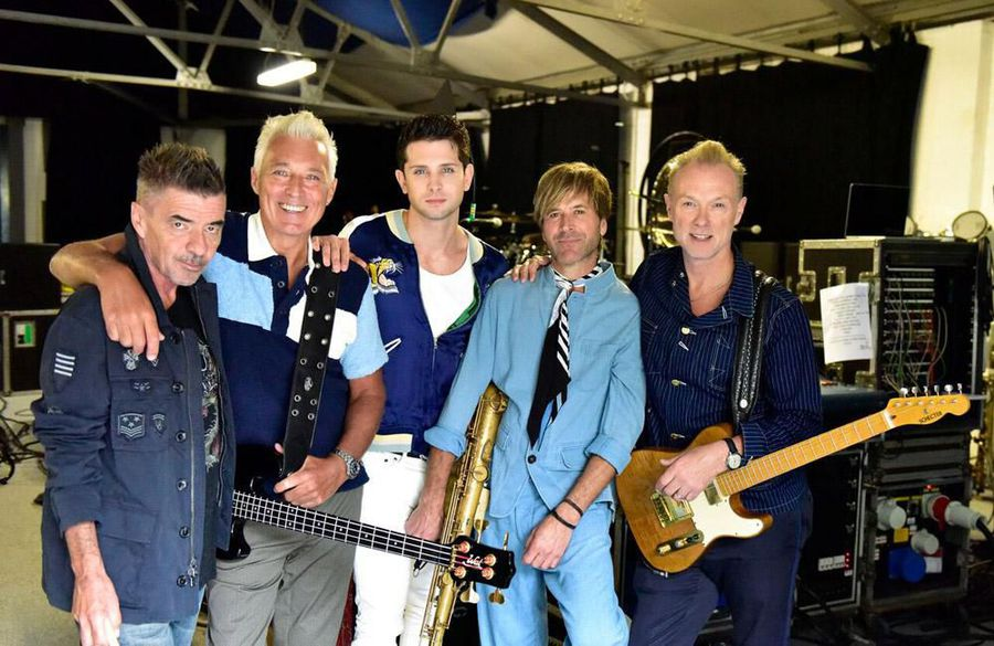 Ross William Wild tried to kill himself after Spandau Ballet exit