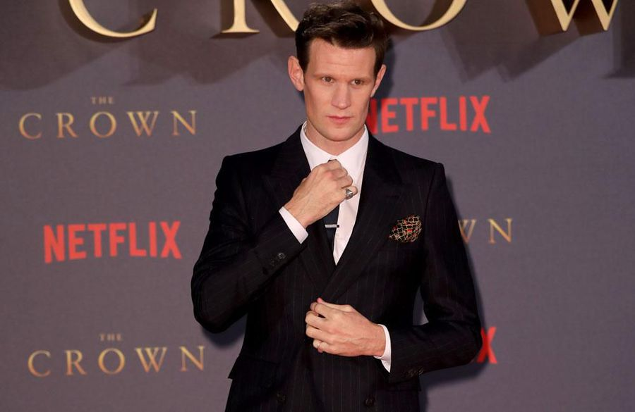 Matt Smith can't wait for the reopening of pubs