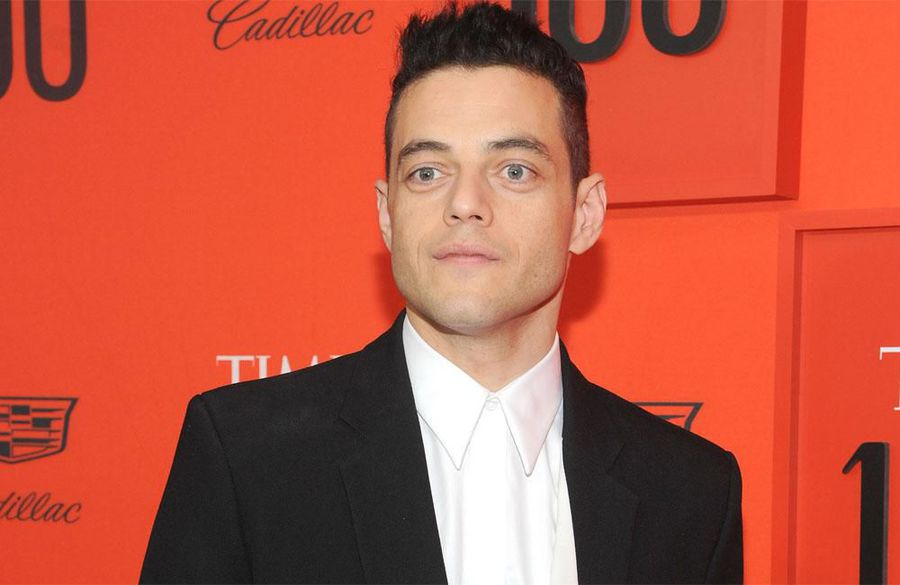 Rami Malek for new Cartier campaign