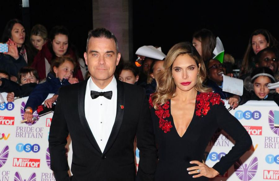 Robbie Williams and Ayda Field threatened with beheading in Haiti