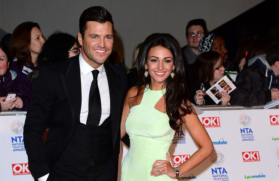 Michelle Keegan and Mark Wright launching fashion brand