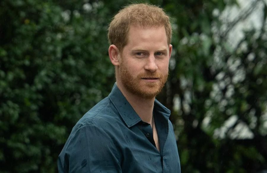 Prince Harry: Finding resilience has been tough amid pandemic