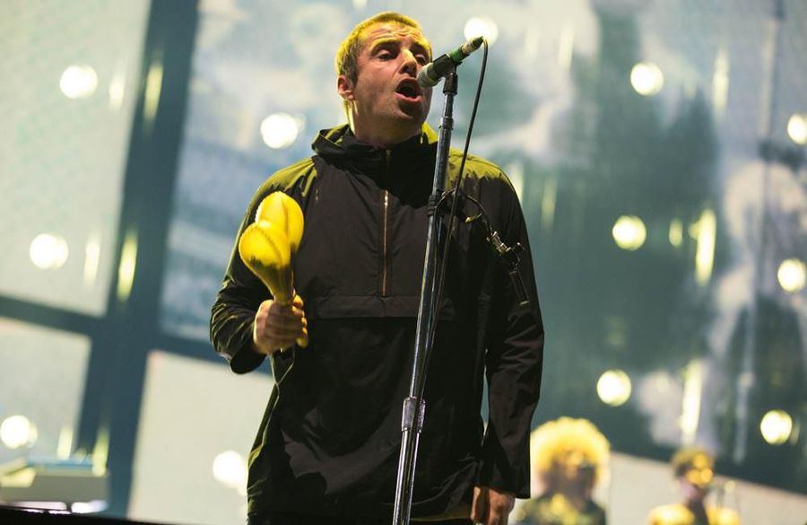 Liam Gallagher stole combine harvester to spy on The Stone Roses