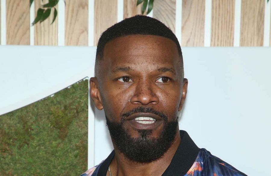 Jamie Foxx hasn't got time for Kanye West's bid to become President