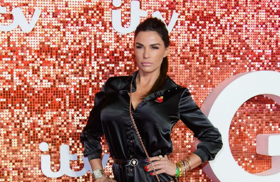 Katie Price 'happy' with Carl Woods