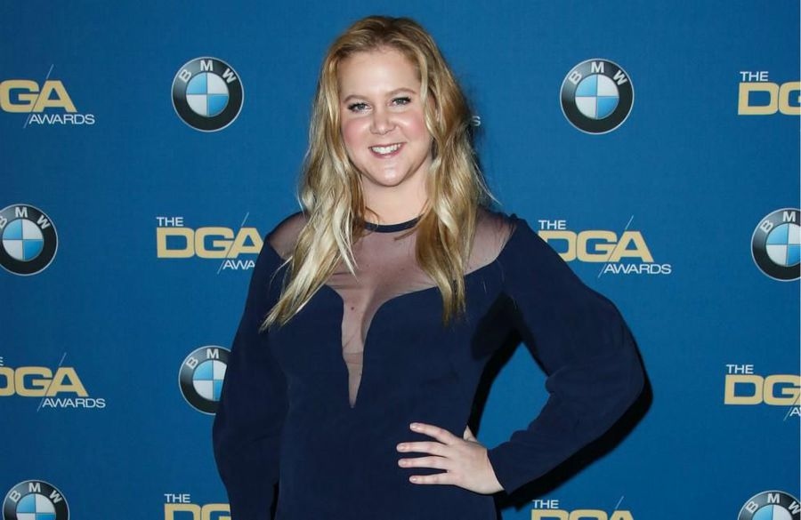 Amy Schumer wants to 'help women feel better about themselves'