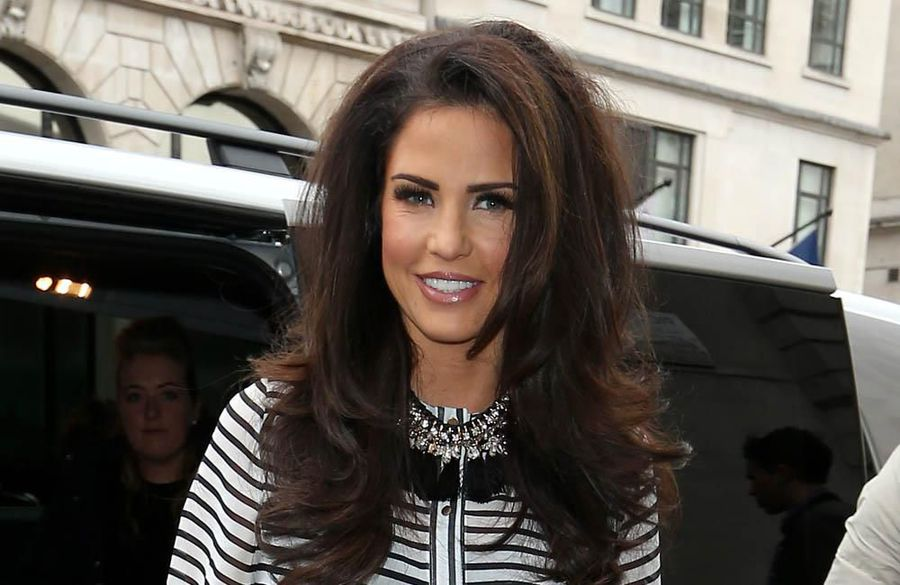 Katie Price and Peter Andre's daughter Princess calls their split 'awkward'