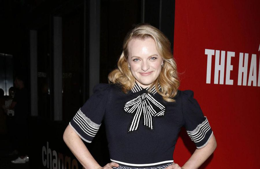 Elisabeth Moss is good at 'fighting back'